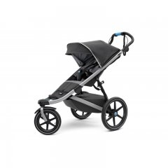 Беговая коляска Thule Urban Glide 2 Double черная